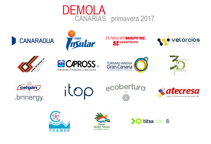Demola Canarias retos 4 temporada